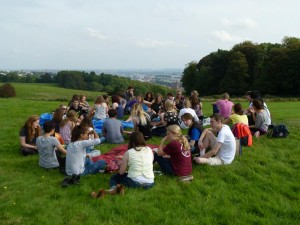 Freshers' Picnic - October 2014